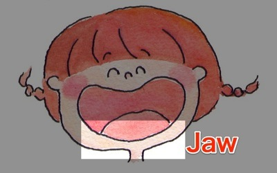 jaw-dropbig mouth
