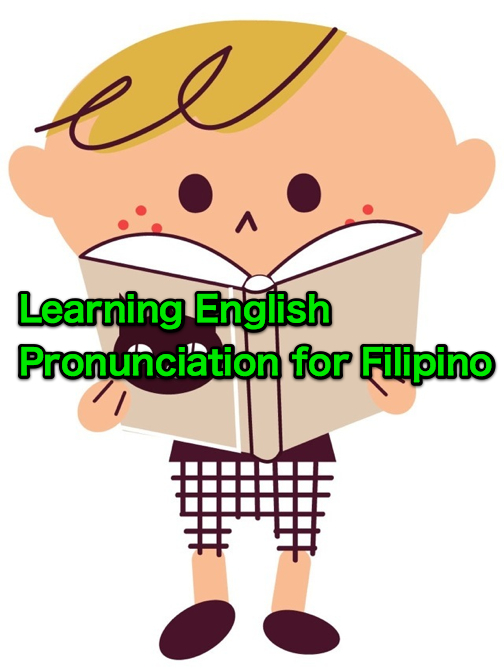 english pronunciation for filipino